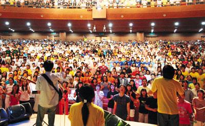 [올 여름캠프 어디가 좋을까] 주바라기 청소년선교회,주바라기 선교비전 캠프 기사의 사진