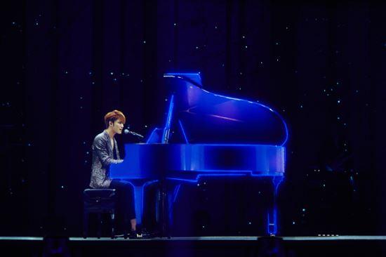 김재중, 홀로그램 콘서트 서울에서도 볼 수 있다… 4월 개최 확정 기사의 사진